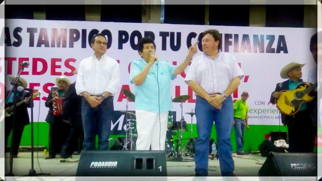 EXHORTA MAGDALENA PERAZA GUERRA TRABAJAR EN UNIDAD CON AMOR Y EXPERIENCIA POR EL BIEN DE TAMPICO