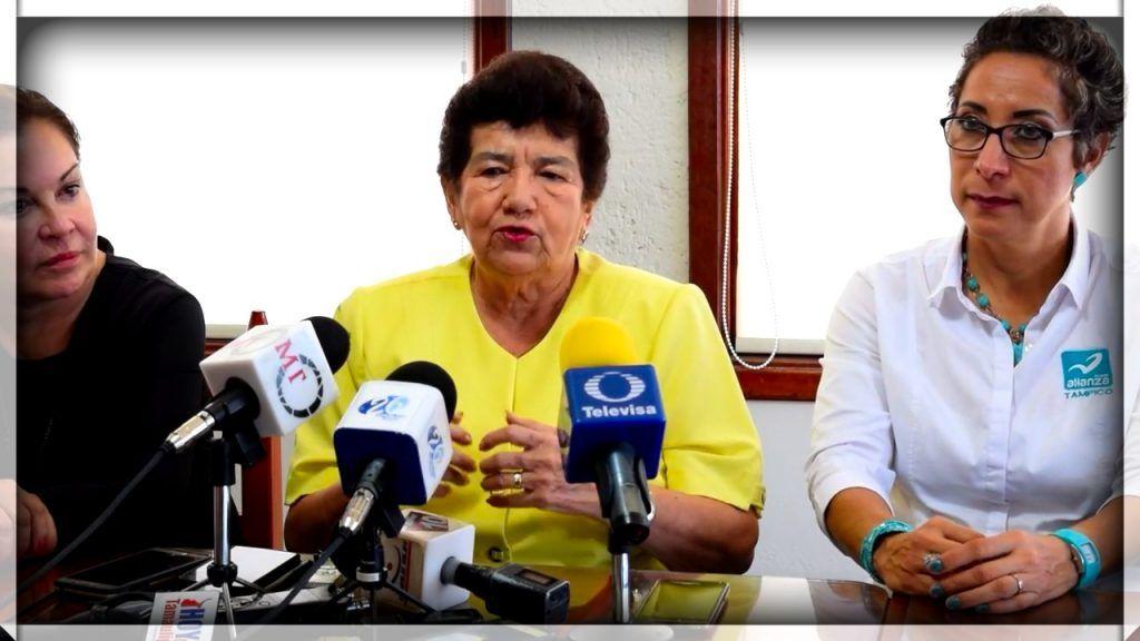 No hay rencor de mi parte la contienda ya terminó : Magdalena Peraza Guerra