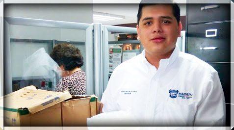 EL REGIDOR ALEJANDRO DE LA HUERTA HARÁ ENTREGA DE TRATAMIENTOS PARA DIÁLISIS