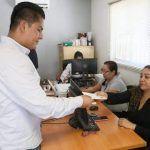 IMPORTANTE AVANCE EN OFICINAS DE LA JUNTA DE RECLUTAMIENTO DE CIUDAD MADERO