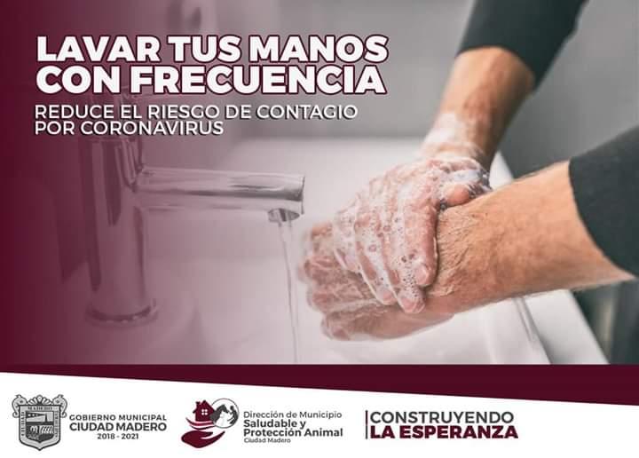 3 Lavva tus manos